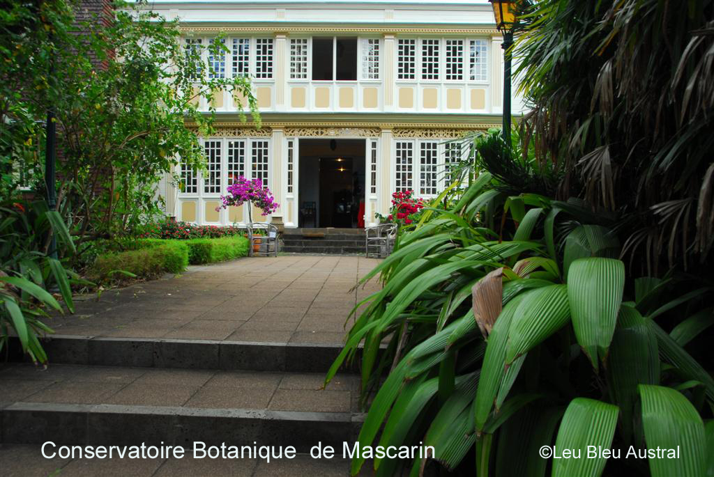 NATIONAL BOTANICAL MUSEUM OF MASCARIN